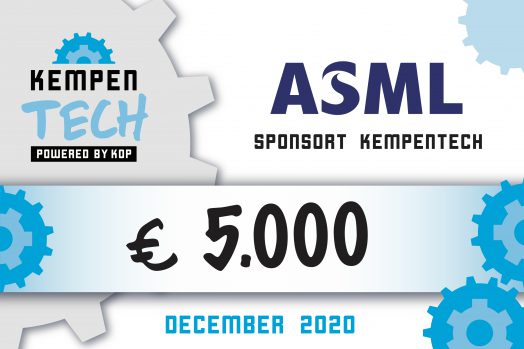 Cheque KOP ASML